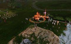 Бои на краю деревни
